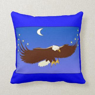 Majestic Eagle Cushion