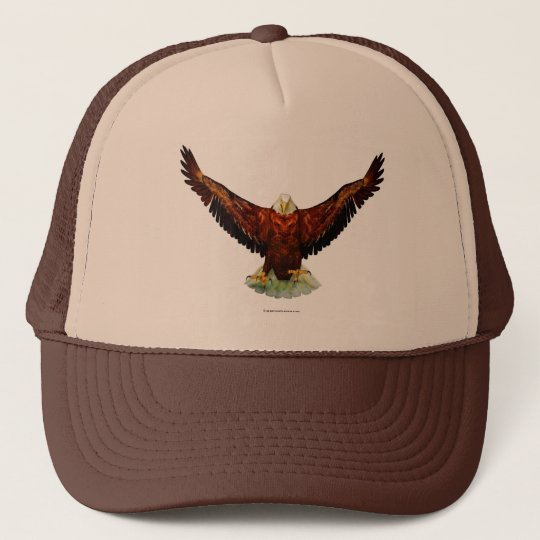Majestic Eagle Hat