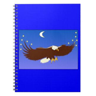 Majestic Eagle Notebook