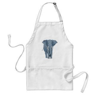 Majestic Elephant Standard Apron