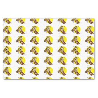 Majestic Giraffe Tissue Paper