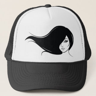 Majestic girls trucker hat