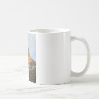 Majestic Golden Eagle Coffee Mug