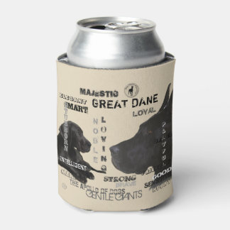 Majestic Great Danes Can Cooler