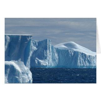 Majestic Ice Card
