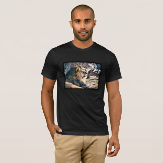 Majestic Lion in the Sun Shirt
