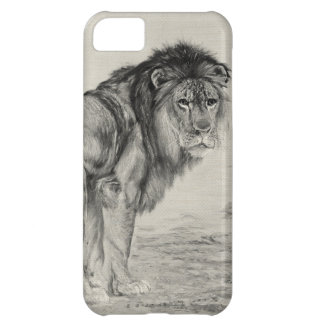 Majestic Lion iPhone 5C Case