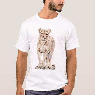 Majestic Lioness T-Shirt