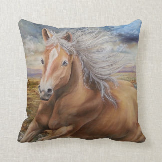 Majestic Mustang Cushion