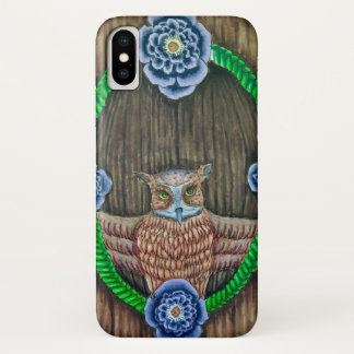 Majestic Owl Barely There/Tough Phone Case
