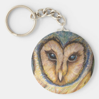 Majestic Owl Key Chain