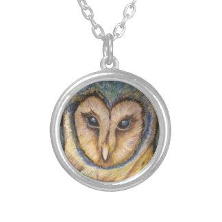 Majestic Owl Necklace