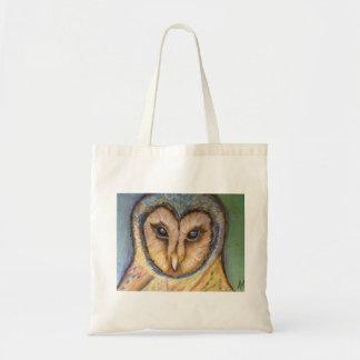 Majestic Owl Tote Budget Tote Bag