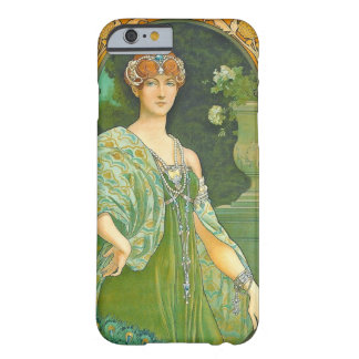 Majestic Peacock 1905 Barely There iPhone 6 Case