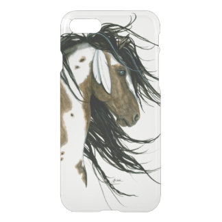 Majestic Pinto Horse Cell case b Bihrle