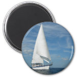 Majestic Sail Magnet Magnets