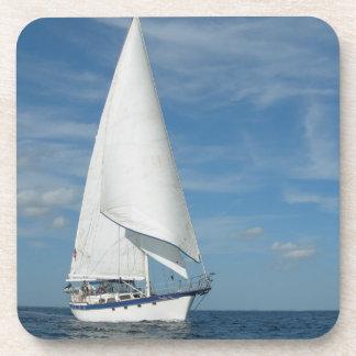 Majestic Sail Set of Six Coaster