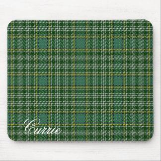 Majestic Scottish Clan Currie Tartan Mouse Mat