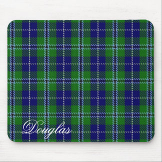 Majestic Scottish Clan Douglas Tartan Mouse Mat