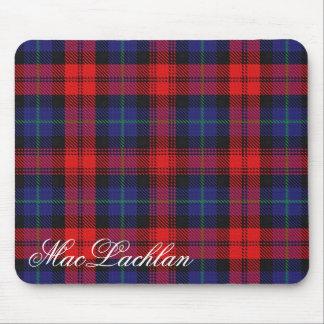 Majestic Scottish Clan MacLachlan Tartan Mouse Mat