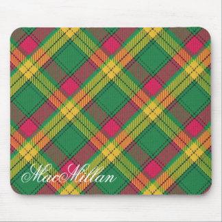 Majestic Scottish Clan MacMillan Tartan Mouse Mat