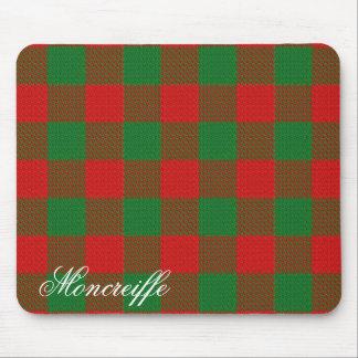 Majestic Scottish Clan Moncreiffe Tartan Mouse Mat