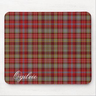 Majestic Scottish Clan Ogilvie Ogilvy Tartan Mouse Mat
