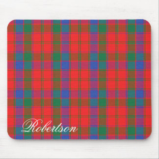 Majestic Scottish Clan Robertson Tartan Mouse Mat