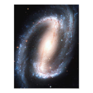 Majestic Spiral Galaxy Print Milky Way Andromeda Card