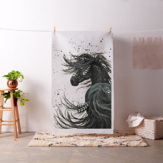 Majestic Spirit Horse by Bihrle Fabric