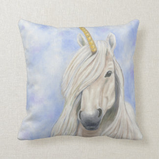 Majestic Unicorn pillow