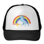Majestic Unicorn Vintage 80's Style Mesh Hat
