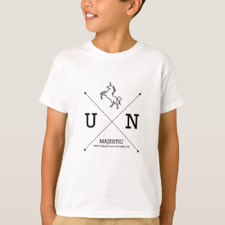 Majestic Unicorn X Crest T-Shirt