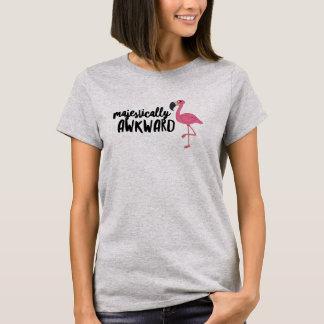Majestically Awkward Flaming Women's Basic T-Shirt