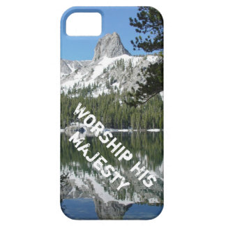 Majesty iPhone 5 Cover
