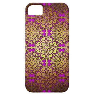 Majesty Fantasy Floral Cover iPhone 5 Case