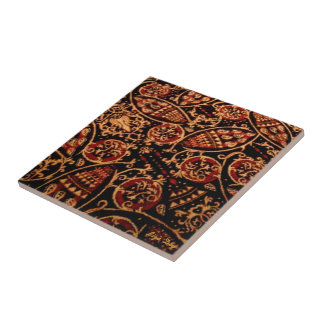 'Majesty' Tile/Trivet Small Square Tile