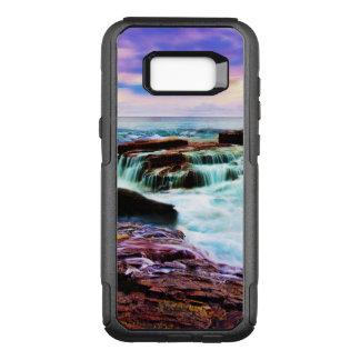 Majical Sea OtterBox Commuter Samsung Galaxy S8+ Case