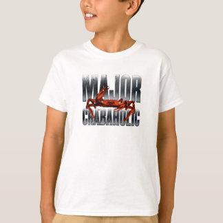 Major Crabaholic T-Shirt