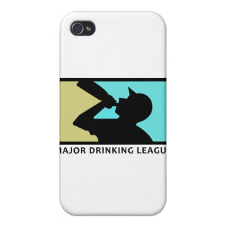Major Drinking League iPhone 4/4S Cases