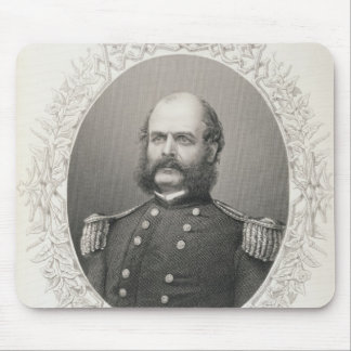 Major General Ambrose Everett Burnside Mouse Pad