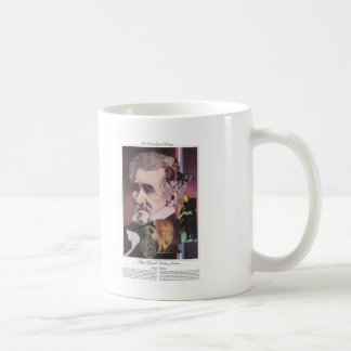 Major General Andrew Jackson Citizen Soldier Classic White Coffee Mug