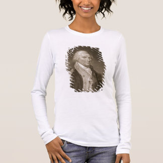 Major General Arthur St. Clair, engraved by Edward Long Sleeve T-Shirt