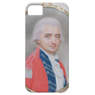 Major General Sir Barry Close (d.1813) 1794 (w/c a Case For The iPhone 5