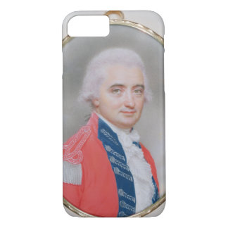 Major General Sir Barry Close (d.1813) 1794 (w/c a iPhone 8/7 Case