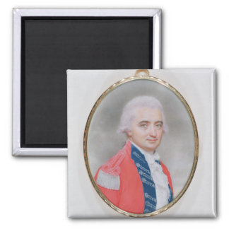 Major General Sir Barry Close (d.1813) 1794 (w/c a Square Magnet
