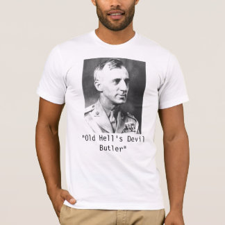 Major General Smedley Butler T-Shirt