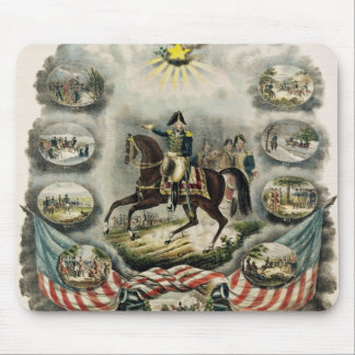 Major General William Henry Harrison, c.1813 Mouse Mat