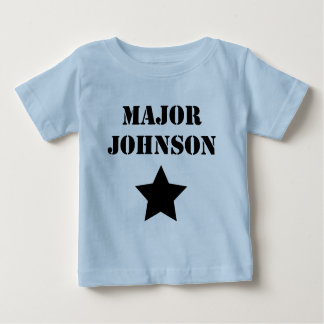 Major Johnson Baby T-Shirt