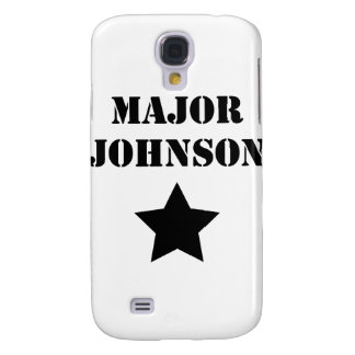 Major Johnson Samsung Galaxy S4 Cover